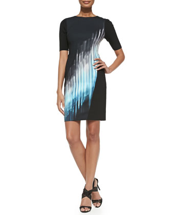 Romayne Sheath Dress