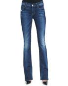 Skinny Bootcut Monarq Jeans