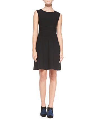 Beasley Knit Sleeveless Dress