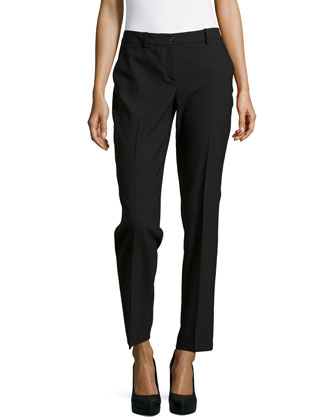 Samantha Skinny Pants, Black