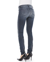 Kamila Crush Zip-Back Skinny Jeans