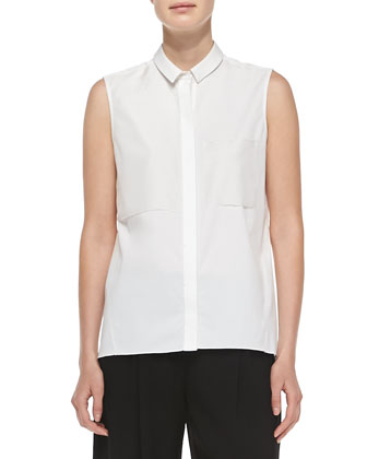 Winnie One-Button Embellished Collar Jacket, Shelby Sleeveless Bodice-Strap ...