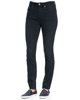 High Skinny Denim Pants