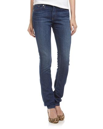 Premier Skinny Straight Huntington Jeans