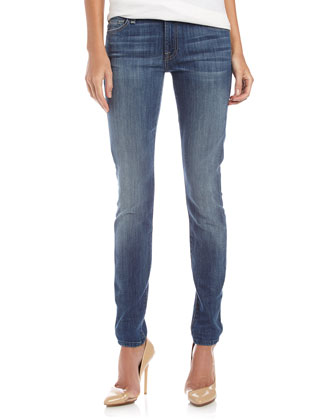 Gwenevere Verdugo Blue Hill Skinny Jeans