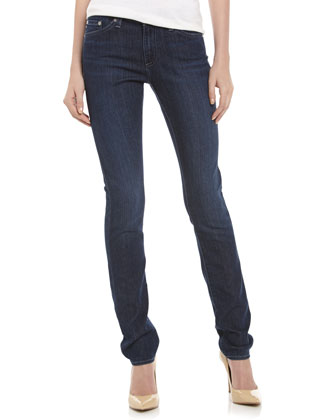 Premier Slim-Straight Jeans, Avalon