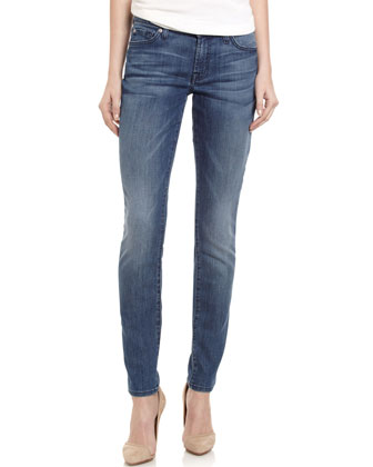 Gwenevere Cut Skinny Jeans