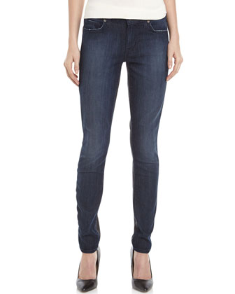 Low-Rise Skinny Jeans, Split Victory