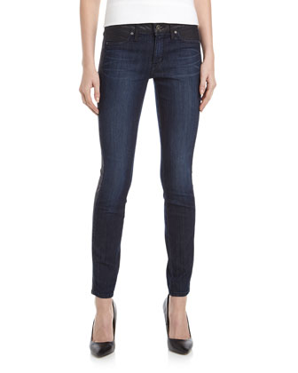 Low-Rise Skinny Jeans, Clean Victory