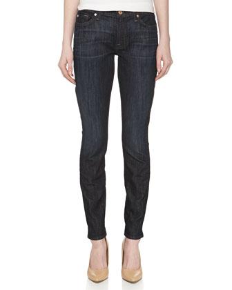 Gwenevere Skinny Jeans, Dark Blue