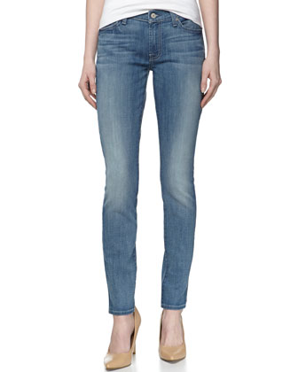 Gwenevere Skinny Stretch Jeans, Light