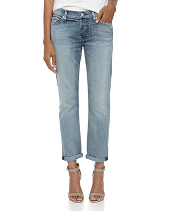 Josefina Skinny Boyfriend Jeans, Condell Wash