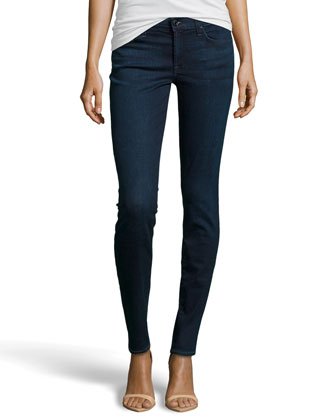 Gwenevere Skinny Jeans, Dark Lake View