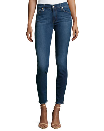 Gwenevere Skinny Jeans, Verona Medium Bright Blue