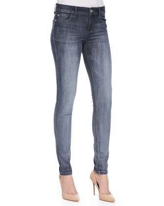 Florence Insta-Sculpt Skinny Jeans, Cricket