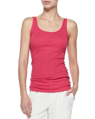 Lightweight Knit Favorite Tank
