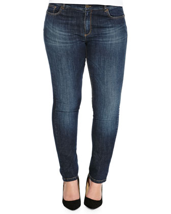 Idioma Low-Rise Stretch Jeans, Women's