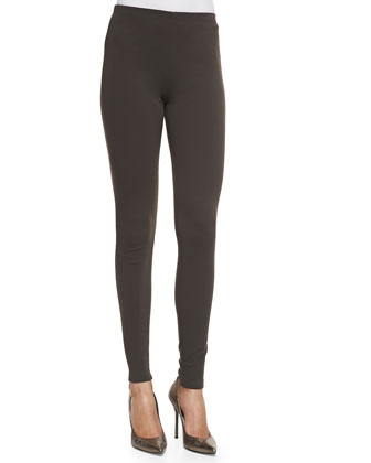Punto Milano Leggings, Granite