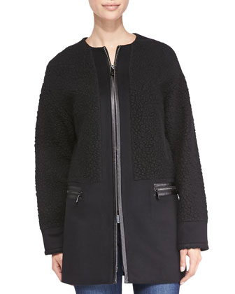 Felix Faux-Fur Coat