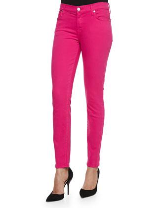 Slim Illusion PDF Brights Skinny Jeans, Paradise Pink