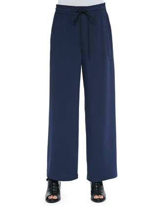Massive Pants W/ Drawstring Waist