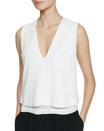 Lou Double-Layer Top