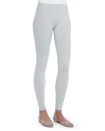Stretch-Jersey Leggings, Women's