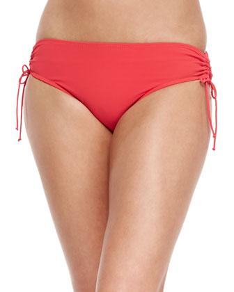 Tutti Fruti A-Line Bandini Top & Classic Swim Bottom