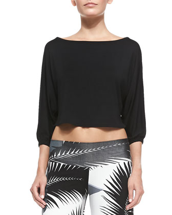 Tamika Cropped Top, Women's