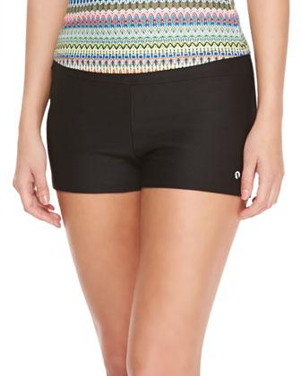 Good Karma Tankini Swim Top & Jumpstart Swim Shorts