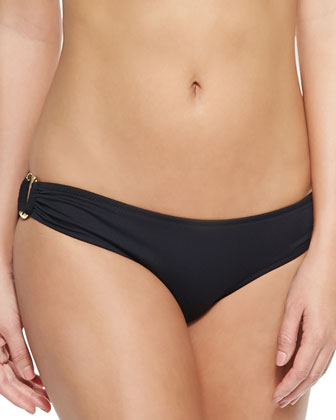 Yasmin U-Center Halter Top & Cyma U-Side Swim Bottom