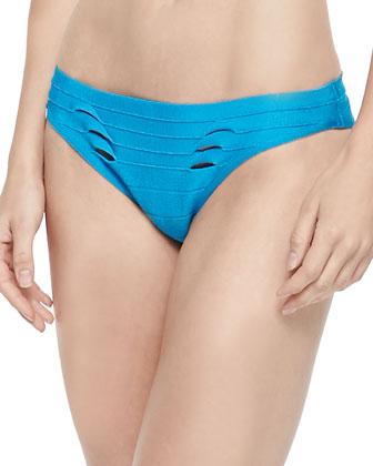 Irina Cutout Bandage Bandeau Top & Swim Bottom