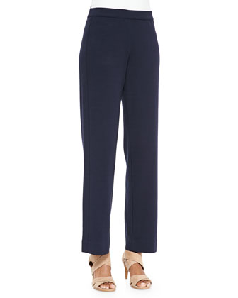 Full-Length Jog Pants, Navy