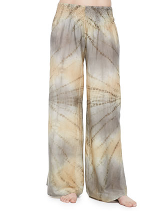 Parador Wide-Leg Coverup Pants