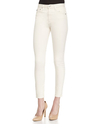 The Brianna High-Waist Skinny Jeans