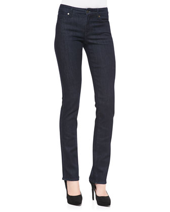 Faith Straight-Leg Jeans, Kahana