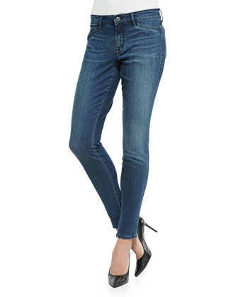 Joy Mid-Rise Legging Jeans, Natalie Wash