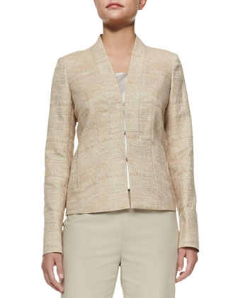 Damascus Novelty Magda Jacquard Jacket