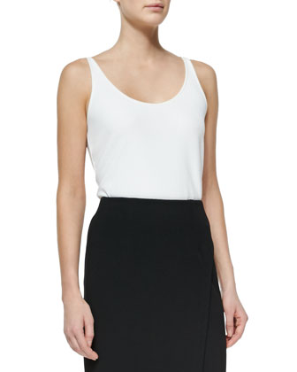 Riyadh Sleeveless Knit Top