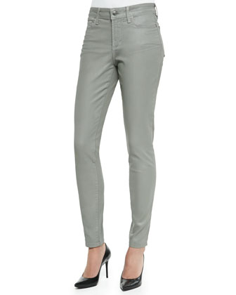 Ami Super Skinny Jeans, Gray