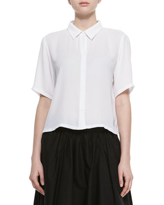 Table Tennis Short-Sleeve Shirt