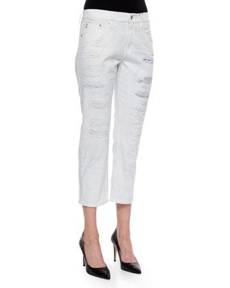 Digital Luxe Drew Slouchy Jeans