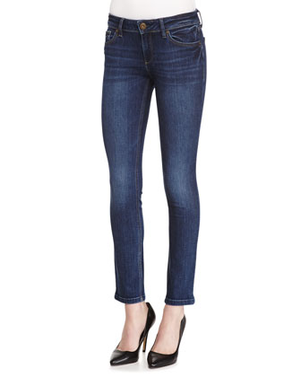 Angel Ankle Legging Denim Jeans