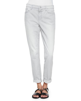 Jake Rockaway Skinny-Fit Denim Jeans