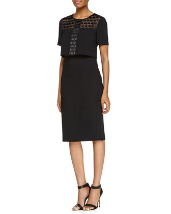 Daytah 2-Piece Sheath Dress