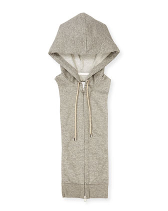 Knit Hooded Dickey