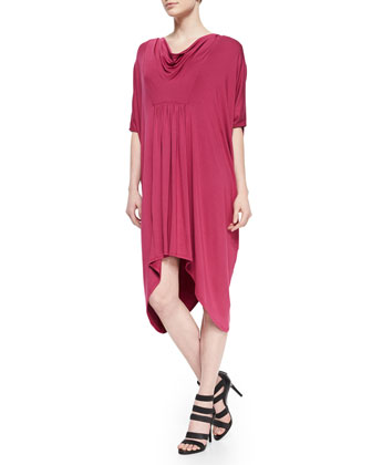 Theo Jersey Midi Dress