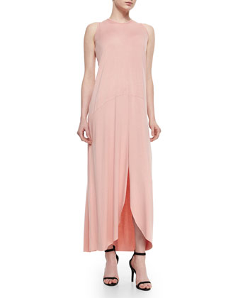 Kyle High-Low Maxi Dress, Women's