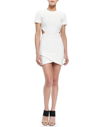 Skylyn Ponte Cutout Dress
