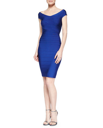 Tayler Signature Bandage Dress